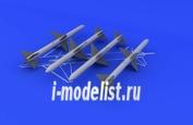 648062 Eduard 1/48 Набор дополнений AIM-7E Sparrow