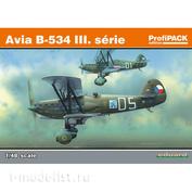 8191 Eduard 1/48 Avia B-534 III. serie (Reedition)