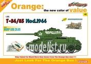 9146 Dragon 1/35 Советский танк Второй Мировой войны T-34/85 Mod.1944