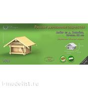 1510 SVMODEL 1/72 Scale wooden model