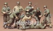 35048 Tamiya 1/35 Американские  пехотинцы