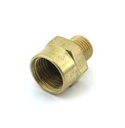 8101 Jas Adapter nut 1/4