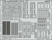EQB72018 Экипаж 1/72 Резиновые колёса для Wildcat  F4F,FM-1