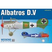 8408 Eduard 1/48 Биплан Albatros D. V