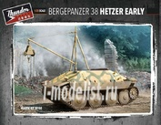 TM35102 Thunder 1/35 Bergehetzer Early