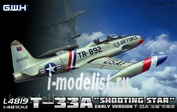 L4819 Great Wall 1/48 T-33A Early Version