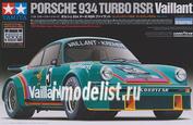 24334 Tamiya 1/24 Автомобиль Porsche 934 Vaillant