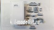 N35022 Zedval 1/35 Ножевой минный трал КМТ-8