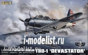 L4809 Great Wall Hobby 1/48 Самолет Douglas TBD-1