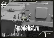 F72004 New Penguin 1/72 marker lights GST-64 for Soviet/Russian BTT, early type, 16 PCs.
