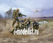 02521 Revell 1/72 German Paratroopers (Modern)