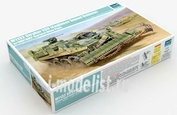 01575 Trumpeter 1/35 M1132 Engineer Squad Vehicle w/SMP-Surface Mine Plow/AMP