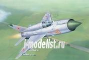 72105 Восточный экспресс 1/72 МиГ-21бис Фронтовой истребитель