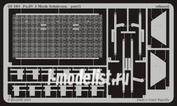 35595 Eduard 1/35 Фототравление для Schurzen mesh PzKpfw IV Ausf.J