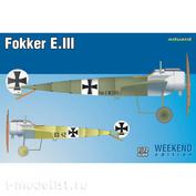 7444 Eduard 1/72 Fokker E. III