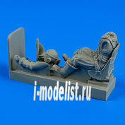 320 059 Aires 1/32 Набор дополнений для R.A.F. pilot with seat for Spitfire