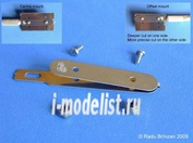 RB-T013 RB productions Инструмент Saw blade holder