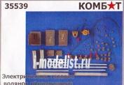 35539 Комбат 1/35 Электрическое, газовое, водяное оборудование