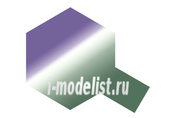 86046 Tamiya PS-46 Iridescent Purple/Green (сверху наносится PS-5)