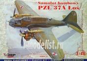 48131 Mirage Hobby 1/48 PZL-37A Los bomber
