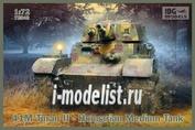 72048 IBG models 1/72 41M Turan II - Hungarian Medium Tank