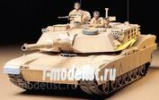 35156 Tamiya 1/35 Американский танк U.S. M1A1 Abrams
