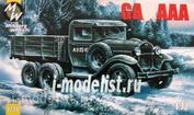 7234 MilitaryWheels 1/72 Советский грузовик