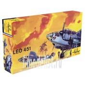 80389 Heller 1/72 Cамолёт LEO 45