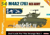 9154 Dragon 1/35 Танк M4A2 (76) Red Army
