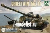2026 Takom 1/35 British Main Battle Tank Chieftain Mk.Eleven