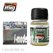 AMIG1208 Ammo Mig RAINMARKS EFFECTS (Traces of rain)