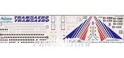 762-001 Ascensio 1/144 Декаль на самолет боенг 767-200ER (Трансэро)
