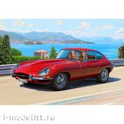 07668 Revell 1/24 Jaguar E-Type Sports car (Coupé)