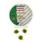 35014 DasModel 1/35 Кочки травы 5 мм (зелёные) 50шт.