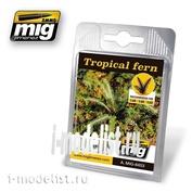 AMIG8453 Ammo Mig TROPICAL FERN (тропический папоротник)