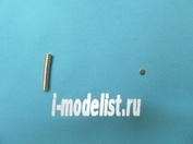 AH9101 Aurora Hobby Магниты неодимовые (таблетка) диам. 2 мм, высота 1 мм. 20 шт. в уп.