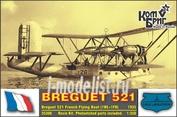 KBA35306 Kombrig 1/350 Breguet Br.521 French Flying Boat, 1935 (1WL+1FH)