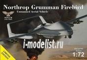SVM72003 Sova-M 1/72 Northrop Grumman Firebird беспилотный вариант