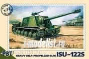72006 Pst 1/72 self-Propelled unit ISU-122S