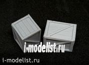 R35 001 KAV models 1/35 Деревянный ящик (2 шт)