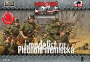 FTF016 First to Fight 1/72 Немецкая пехота 1939 г.