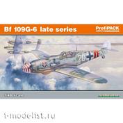 82111 Eduard 1/48 Bf 109G-6 late series