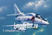 02268 Я-моделист клей жидкий плюс подарок Trumpeter 1/32 Cамолет A-4M Skyhawk