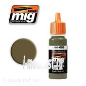 AMIG0009 Ammo Mig RAL 7027 SANDGRAU (Sand grey)