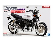 05326 Aoshima 1/12 Yamaha XJR400S with custom parts