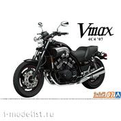 06230 Aoshima 1/12 Yamaha 4C4 Vmax '07