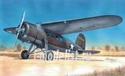 72522 MPM 1/72 Самолет Lockheed Vega 5/UC-101