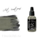 ART244 Pacific88 acrylic Paint Art Color Quartz grey (quartz grey)