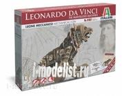 3102 Italeri Серия Леонардо Да Винчи Механический лев