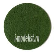 3366 Heki Материалы для диорам Травянистое волокно. Темно-зеленое 50 г, 2-3 мм